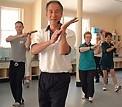 Tai Chi for Arthritis class in Jan 2003 Sydney