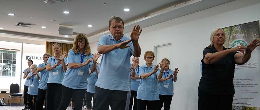 Tai Chi Articles